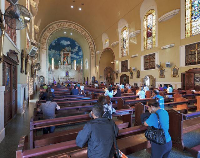 Programa de Semana Santa – Santuario Nacional 2017