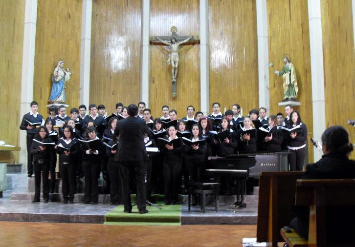 Concierto de Música Sacra en el Santuario Nacional