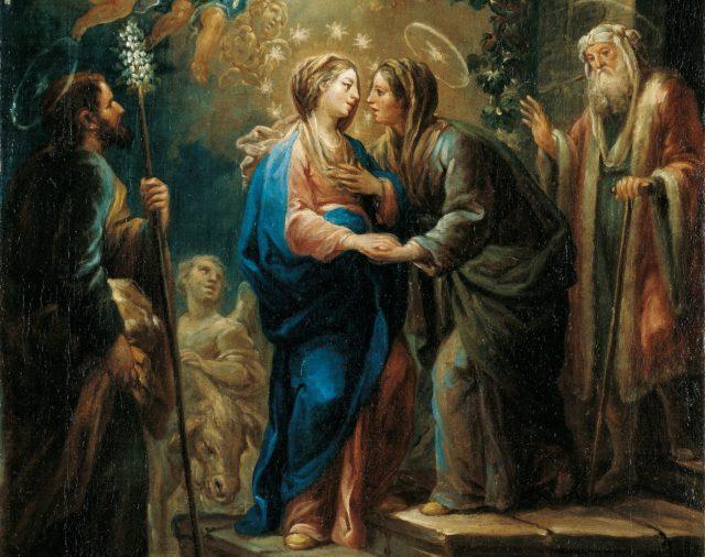 Mayo 31 | Nuestra Señora de la Visitación