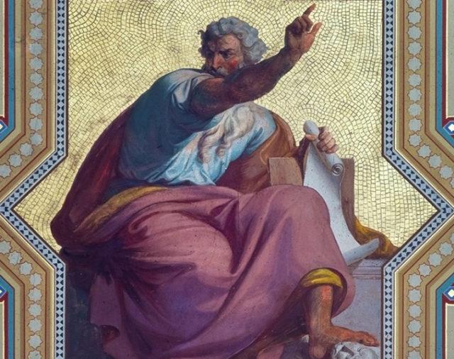 María en premoniciones de Sofonías y Zacarías