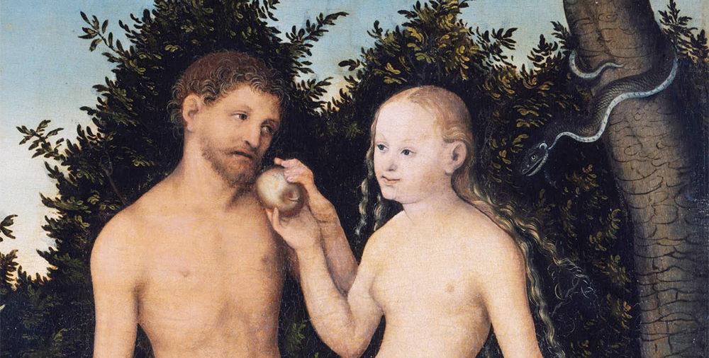 María en el anuncio del Génesis