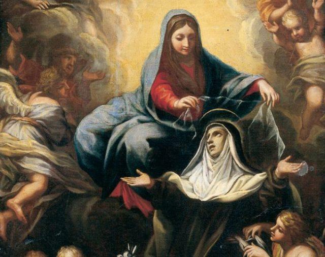 Mayo 29 | Santa María Magdalena