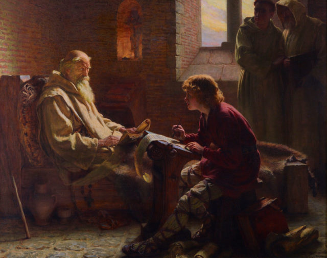 Mayo 28 | San Beda el Venerable