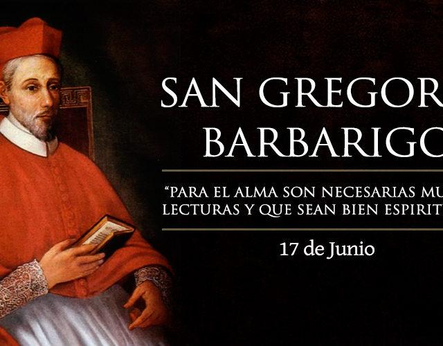 Junio 17   San Gregorio