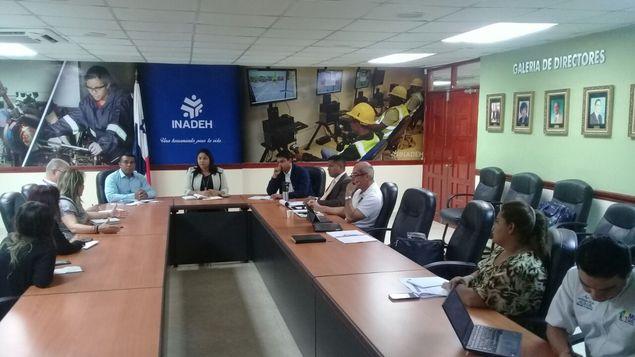 Inadeh capacitará a panameños en diferentes áreas para la JMJ 2019