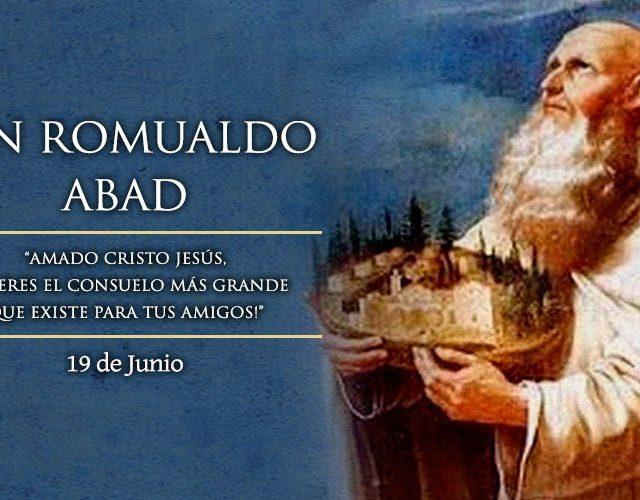 Junio 19   San Romualdo