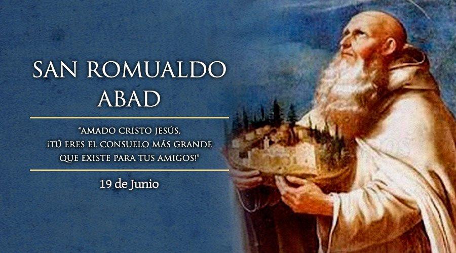 Junio 19 | San Romualdo