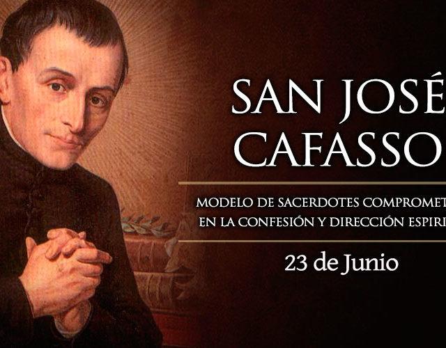 Junio 23   San José Cafasso