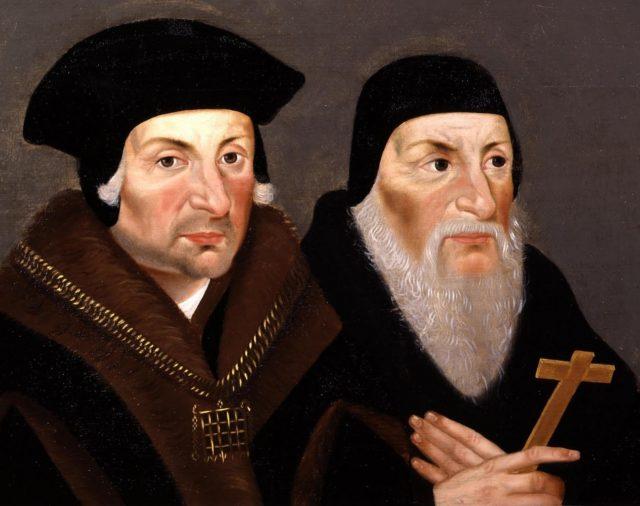 Junio 20   Santos Juan Fisher y Tomas Moro