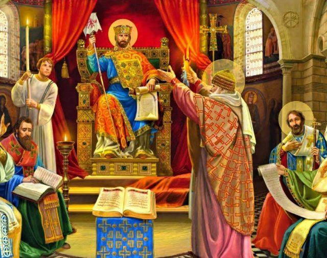 18. Los primeros Concilios Ecuménicos