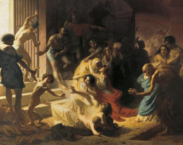 10. Más sobre las persecuciones y Actas