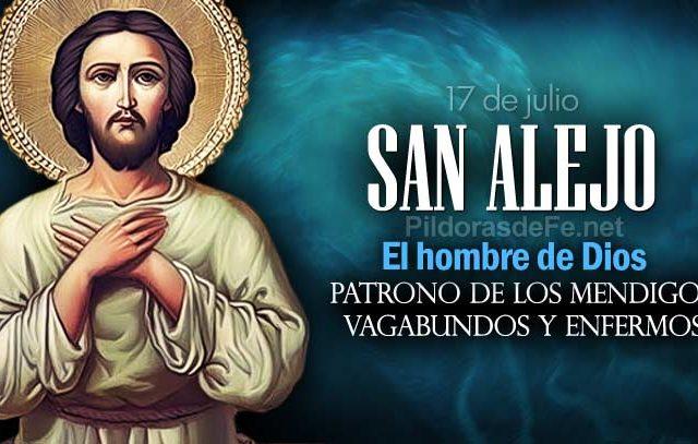 Julio 17 | San Alejo
