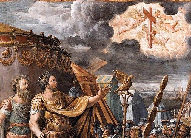 12. Constantino y la paz de la Iglesia
