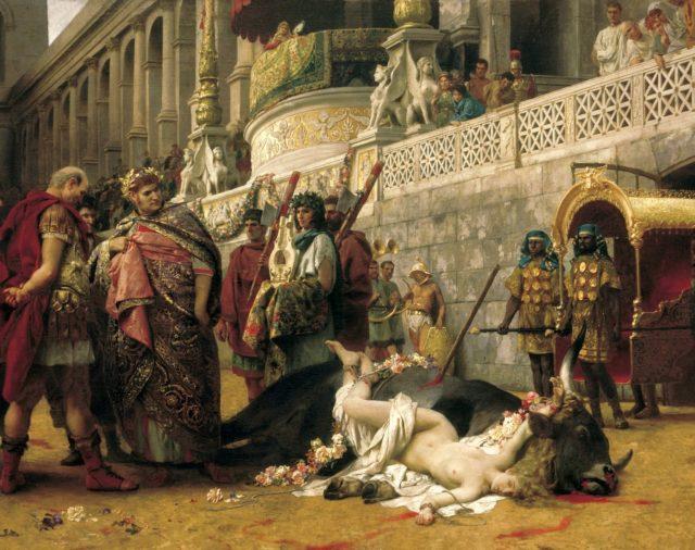 07. Las persecuciones romanas