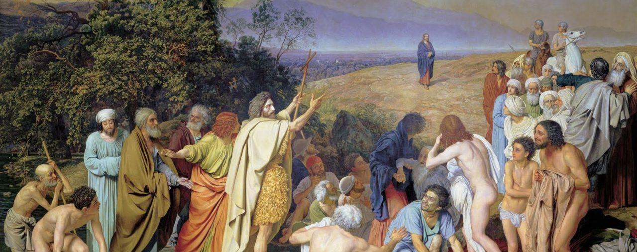 16. La predicación de Juan