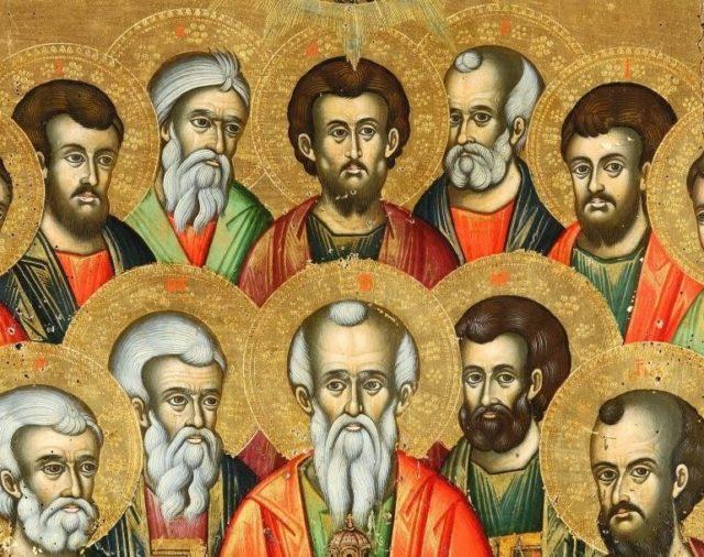 05. Los Apóstoles de Jesús