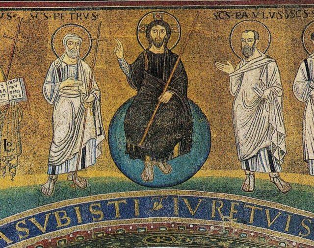 14. La jerarquía en los tres primeros siglos