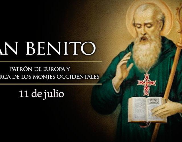 Julio 11 | San Benito