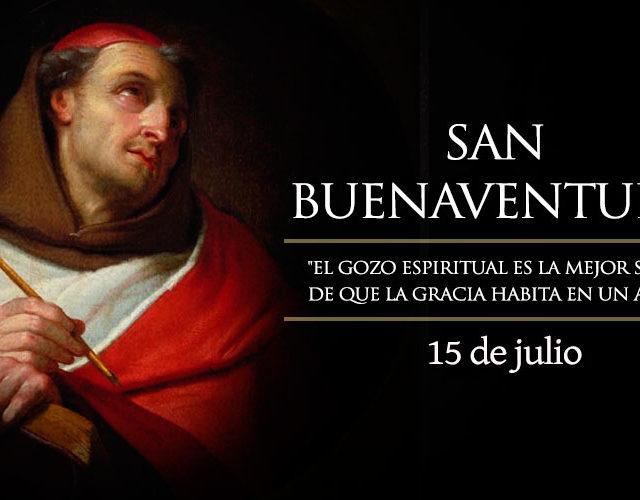 Julio 15 | San Buenaventura