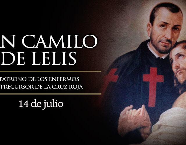 Julio 14 | San Camilo Lellis