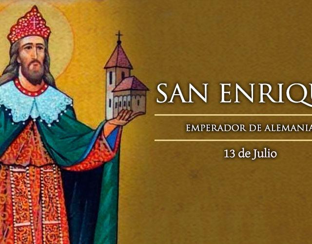 Julio 13 | San Enrique