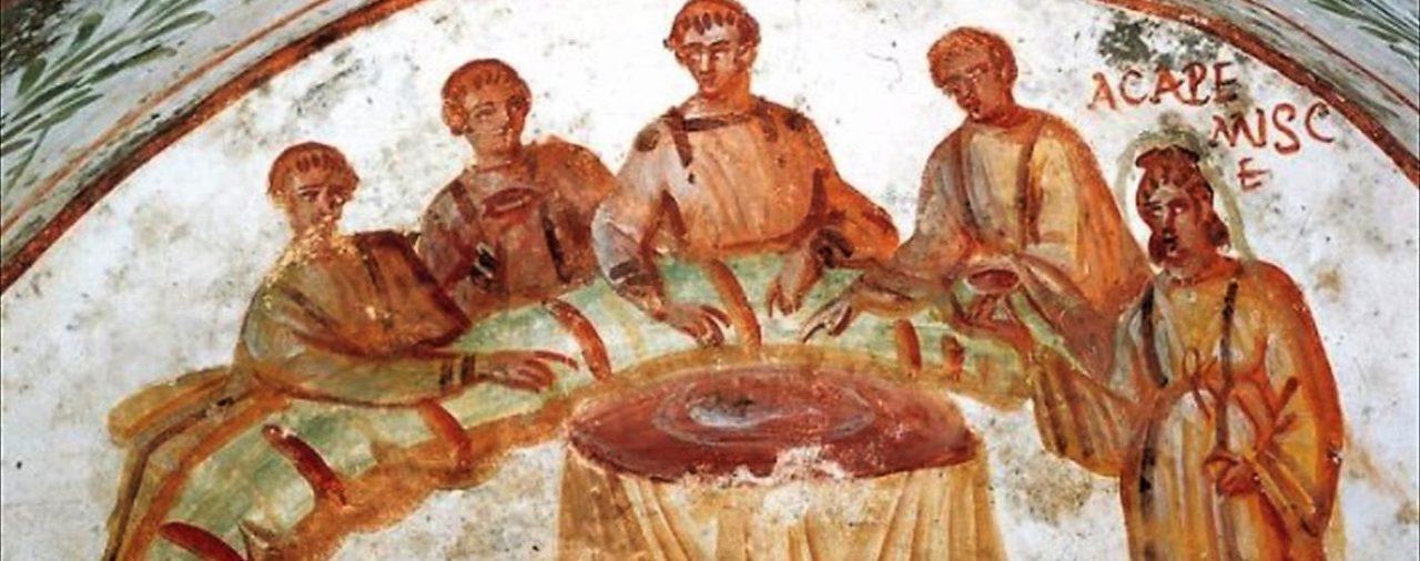 15. Los sacramentos en estos siglos primeros