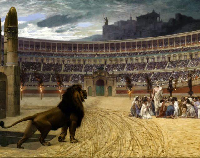 08. El porqué y cómo de las persecuciones