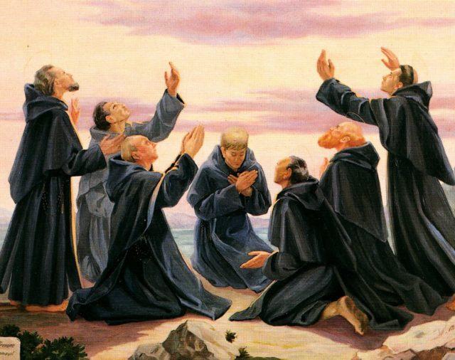Julio 10 | Siete hermanos santos