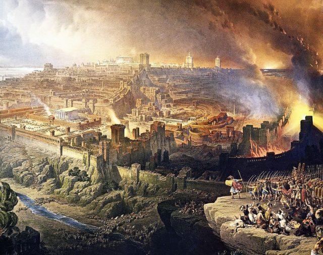 06. El primer siglo de la Iglesia