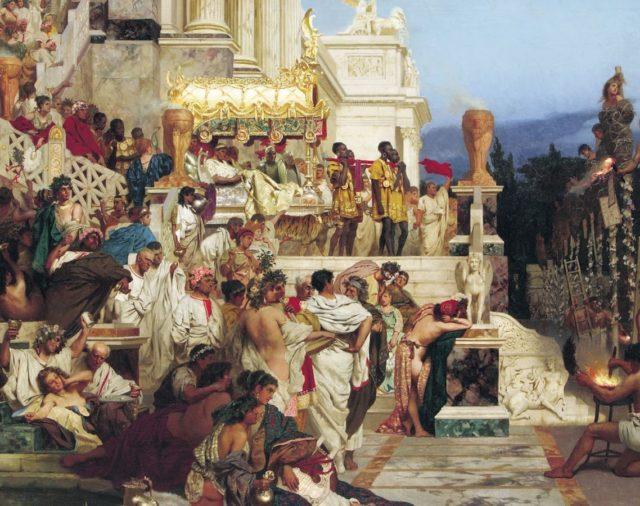 09. Las persecusiones | Actas e historias