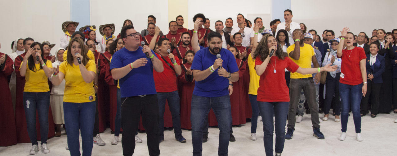 Colombia ya tiene el himno para recibir al Papa Francisco