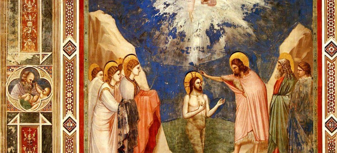 Fiesta del bautismo del Señor   Ciclo A