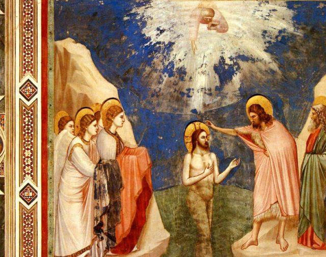 Fiesta del bautismo del Señor | Ciclo A
