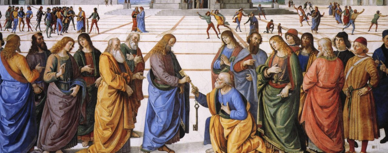 69. En Cesarea de Filipo. ¡Pedro!
