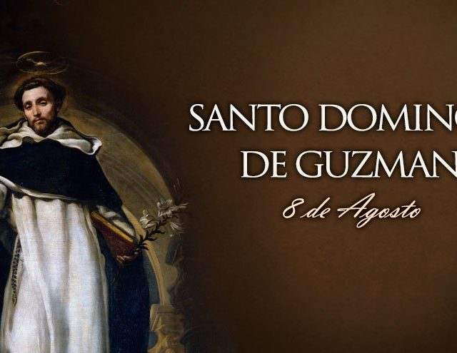 Agosto 8 | Santo Domingo