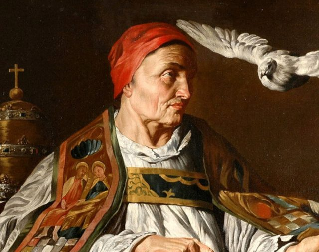 33.San Gregorio Magno, cumbre del pontificado