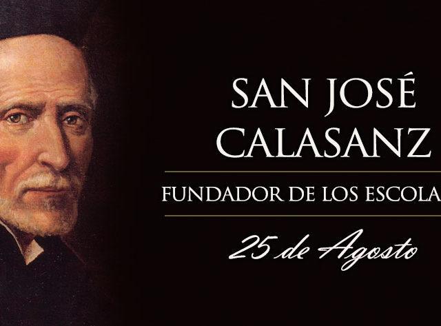 Agosto 25   San José Calazal