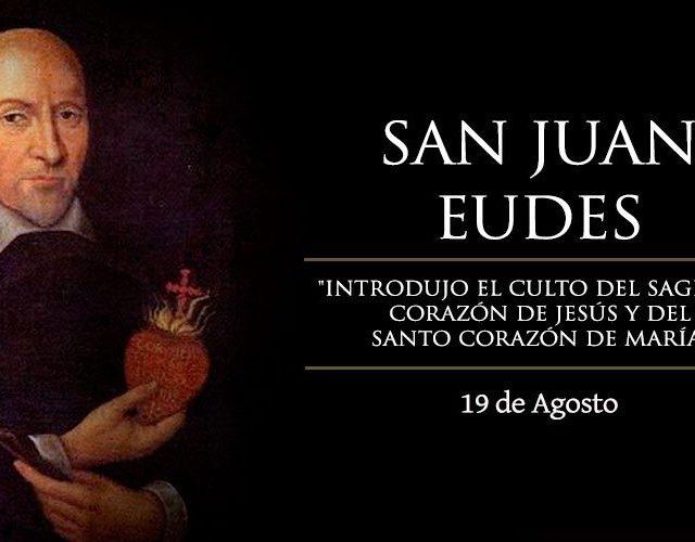 Agosto 19 | San Juan Eudes