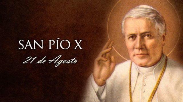 Agosto 21 | San Pio X