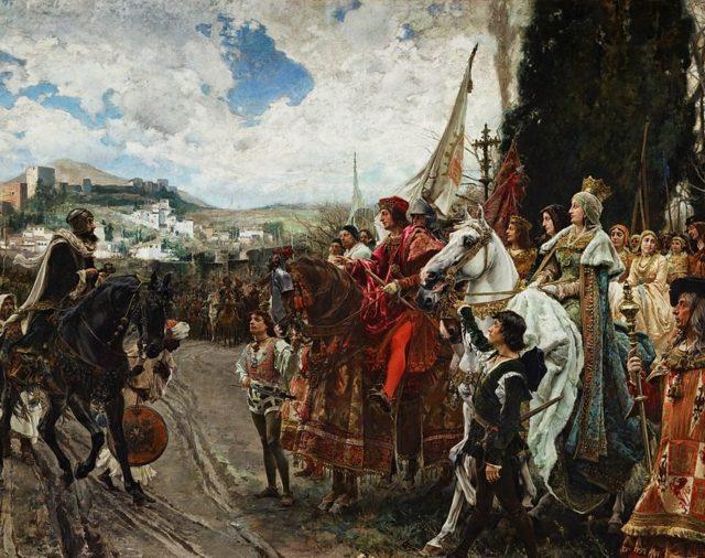 48. La reconquista española