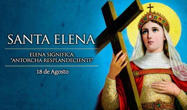 Agosto 18 | Santa Elena