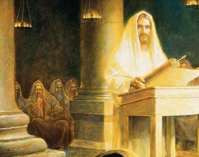 61. La visita de Jesús a Nazaret