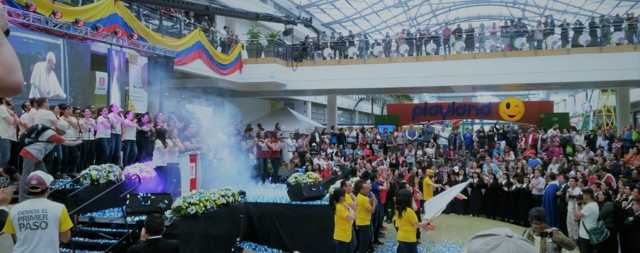 Lanzamiento del Himno Oficial de la visita del Papa Francisco