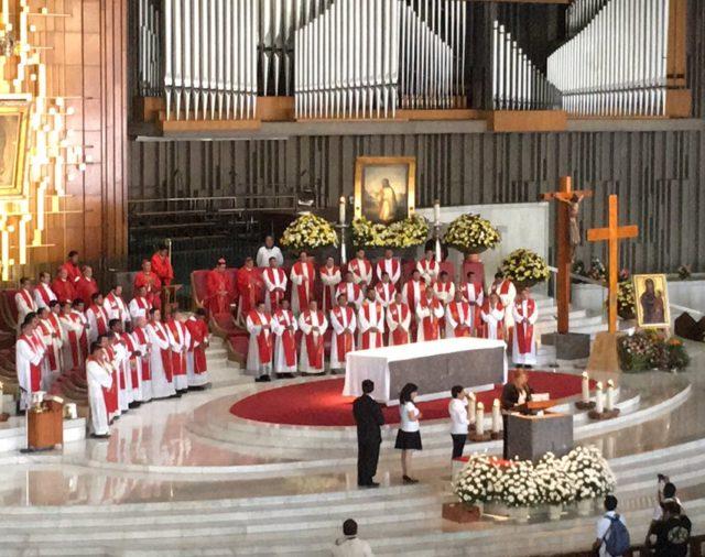 En tierras mexicanas, la Cruz y el Icono de la Virgen irán hacia la juventud mexicana en sufrimiento