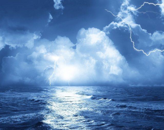 56. Dormido en la barca hacia la Decápolis