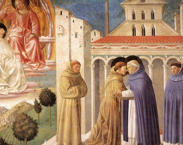60. Dominicos y Franciscanos