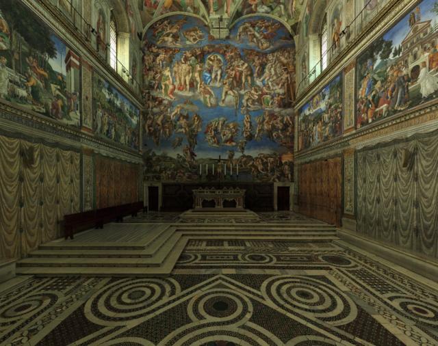 92.  Los Papas del Renacimiento (II)