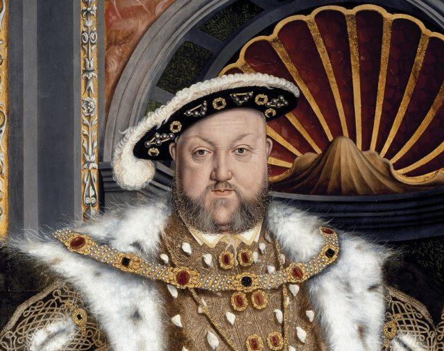 96. Zuinglio, Calvino, Enrique VIII