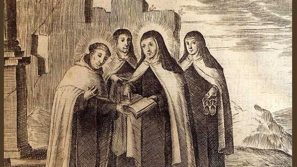 105. Los grandes santos de la  época (II)