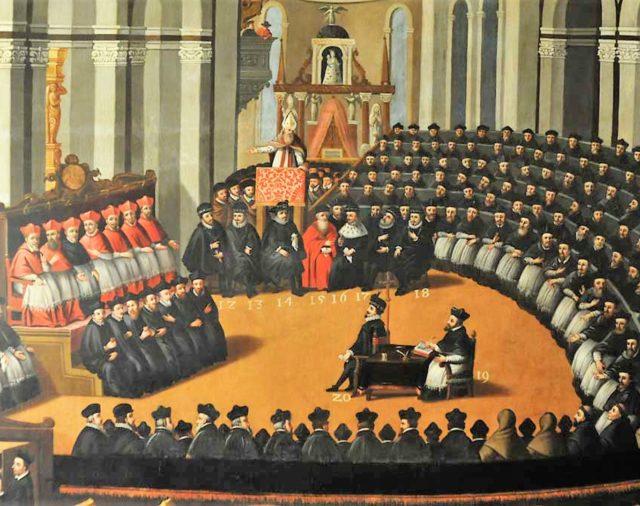100. El Concilio de Trento